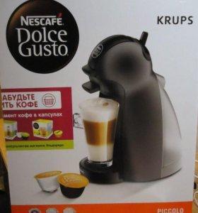 Продам капсульную кофемашину krups Dolce Gusto