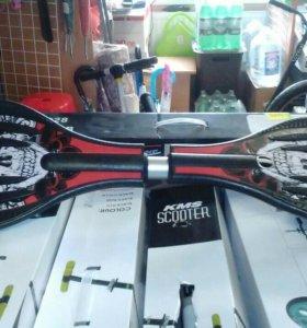 Скейтборд Dragon Board Calavera двухколесный