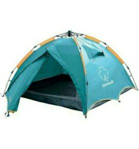 Трёхместная палатка Greenell дингл 3.