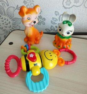 Музыкальная игрушка-подвеска BabyGo