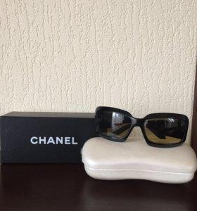 Очки-солнцезащитные Chanel