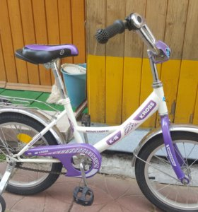 Велосипед детский 4-6 лет