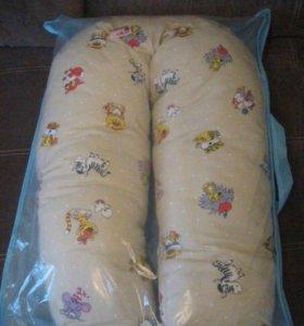 Подушка для беременных и кормящих,ФЭСТ