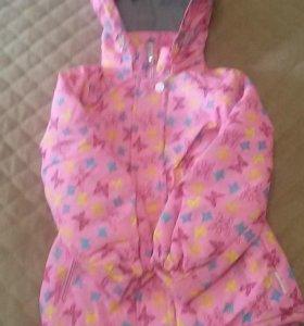 Продам куртки на девочку 98 размера б\у 1-2 раза