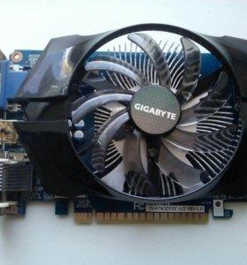Игровая видеокарта Geforce GT-740/1gb/128bit/DDR5