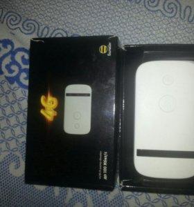Высокоскоростной 4G/Wi-fi роутер