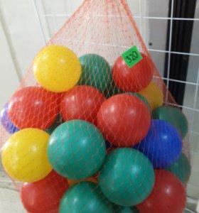 Мячики для сухого бассейна