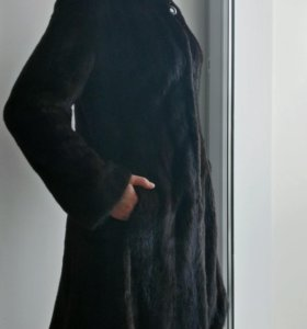 🖤 Норковая шуба Black Nafa
