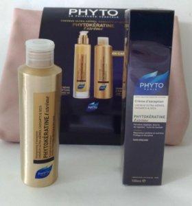 Фито набор крем фитокератин экстрем и шампунь