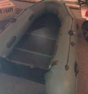 Дно фанерное складное для лодки ПВХ