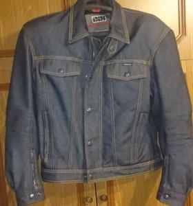 Мотокуртка джинсовая IXS размер L