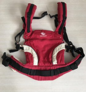 Эргономичный слинг-рюкзак Manduca