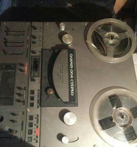 Магнитофон олимп 004