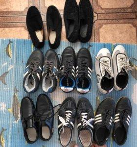 Обувь муж б/у 40-го размер, в хорошем состоянии