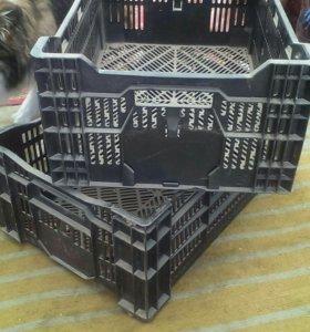 Ящики пласмасовые новые