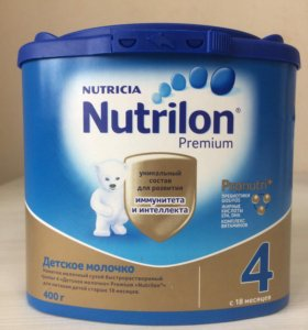 Nutrilon 4 400г