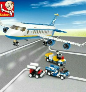 Лего Аэропорт новый !