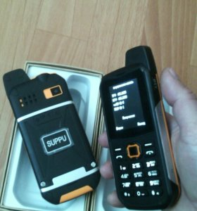 Защищенные мобильные телефоны-рации400-470МГц 1км