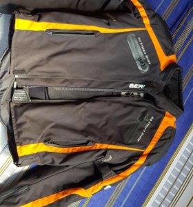 Мото куртка bering