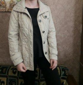 Новый плащ(куртка) фирменный. Весна-осень