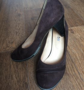 Туфли женские (замша)