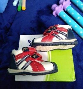 Ботинки ortek новые