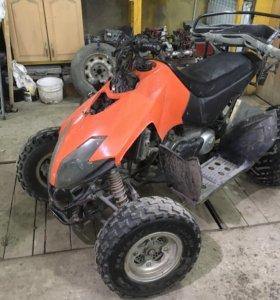 Квадроцикл Драгон 250