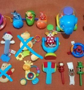 Развивающие игрушки для ребёночка