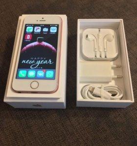 iPhone SE, rose gold, 32 gb