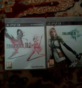 Final Fantasy XIII и XIII2