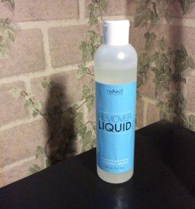 Жидкость для снятия гель-лака Remover Liquid