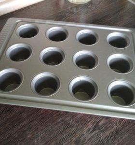 Икея, форма для кексов и капкейков.