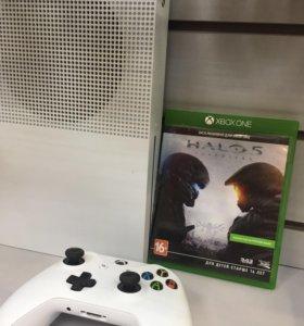 Игровая приставка Xbox one s 500gb
