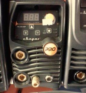 Сварочный аппарат СВАРОГ TIG 200 DSP ( PRO)