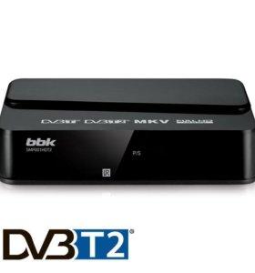 BBK Цифровой телевизионный ресивер SMP001HDT2