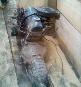 Двигатель ваз21011