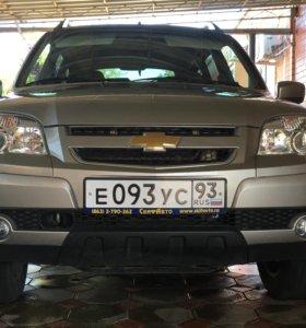 Chevrolet Niva, 2012