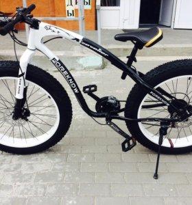 Велосипед фетбайк Foreknow