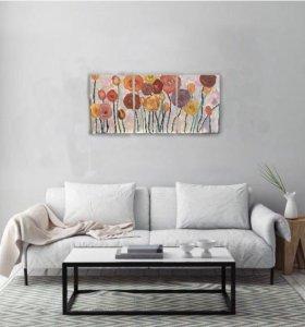 Картина «Цветочник»