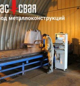 Винтовые сваи свс-76 250*1650