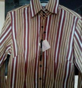Блузка рубашка 42S