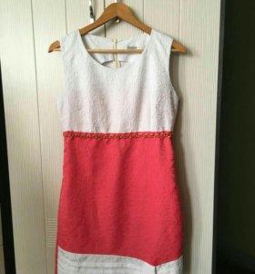 Платье и блейзер
