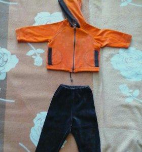Детский спортивный костьюм