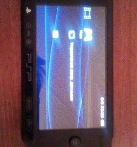 Игравая приставка PSP