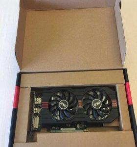 Видеокарта Asus radeon rx 560 GDDR5 4