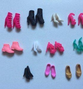 Обувь и сумки для Барби Маттел