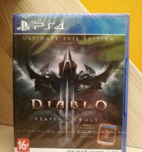 Diablo 3: Reaper of Souls (PS4) новый