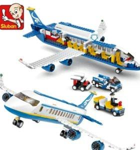 Лего самолёт полметра !!!