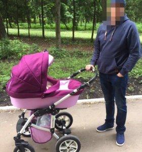 Детская коляска 2 в 1 BABY COOPER