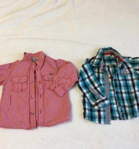 Рубашки-2 шт